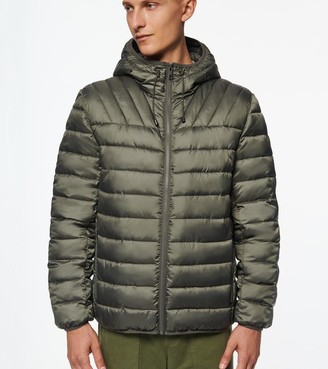 Marc New York   Final Sale Dunmore Synthetic Down Packable Hooded Jacket