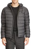 Polo Ralph Lauren Lightweight Down Fill Jacket, Windsor Heather