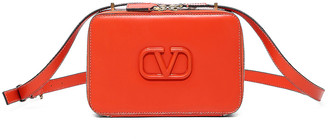 Valentino VSling Crossbody Bag in Goldfish | FWRD