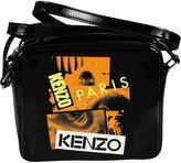 Kenzo Mini Antonio Lopez Shoulder Bag
