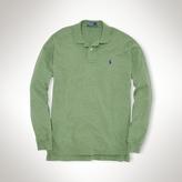 Polo Ralph Lauren Classic Long-Sleeved Interlock