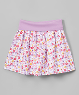 Zutano White Violetta Dancing Skirt - Toddler
