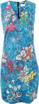 Peter Pilotto Stamp Print Dress