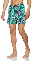 Tommy Hilfiger Men's Paradise Flower Prt Swim Trunks