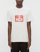 Joyrich Get Rich Come In S/S T-Shirt