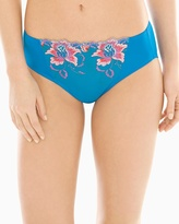 Soma Intimates Sensuous Lace Floral High-Leg Panty