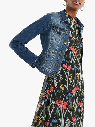 Oasis Nancy Denim Jacket