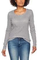 Olsen Women's T-Shirt Long Sleeves Pyjama Bottoms,8