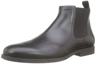 Geox Men's U KASPAR C Chelsea Boots, (Black C9999)