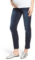 1822 Denim Women's Luxe Maternity Skinny Jeans