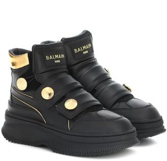 Puma x Balmain Deva Straps sneakers