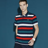 Lacoste Men's Sport Stripe Superlight Tennis Polo Shirt