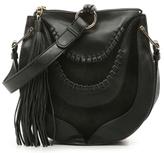 Sam Edelman Sienna Leather Shoulder Bag