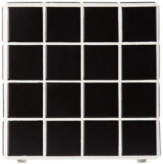 Tableau SSENSE Exclusive Black and White Ikon Kobenhavn Edition Object 2 Vase