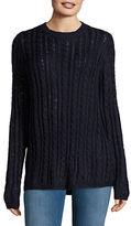 Velvet by Graham & Spencer Long Sleeved Knit Pullover