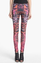 McQ by Alexander McQueen Print Leggings
