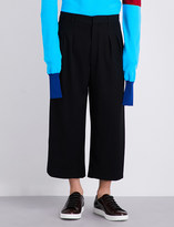J.W.Anderson Wide-leg structured culottes