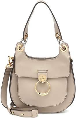 Chloé Tess Hobo Small leather shoulder bag