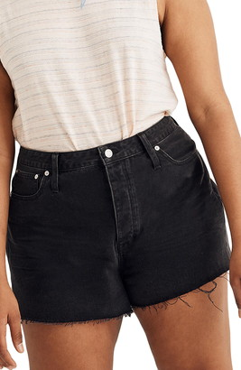 Madewell The Dadjean Denim Shorts