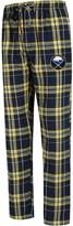 Buffalo David Bitton Unbranded Men's Concepts Sport Navy/Gold Sabres Big & Tall Hillstone Pants