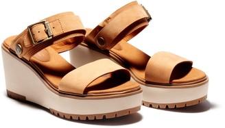 Timberland Koralyn Wedge Slide Sandal