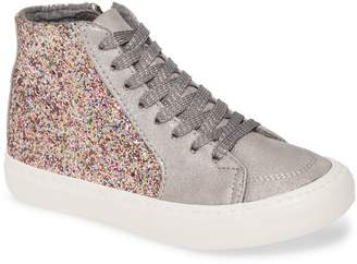 Treasure & Bond Glitter High Top Sneaker
