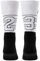 Jordan Unisex Retro 13 Crew Socks