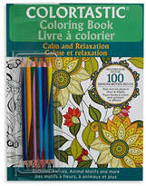 As Seen On Tv Colortastic Calm and Relaxation Colouring Book