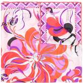 Emilio Pucci Aruba print scarf