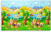 BABY CARETM Large Baby Play Mat in Let's Go Camping