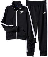 Nike Girls 7-16 Track Suit Jacket & Pants Set
