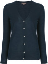 N.Peal superfine V-neck cardigan