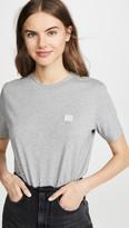 Acne Studios Ellison Face T-Shirt