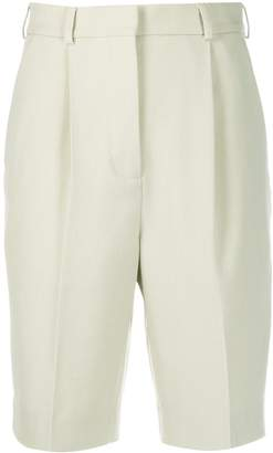 Acne Studios loose-fit pleated shorts