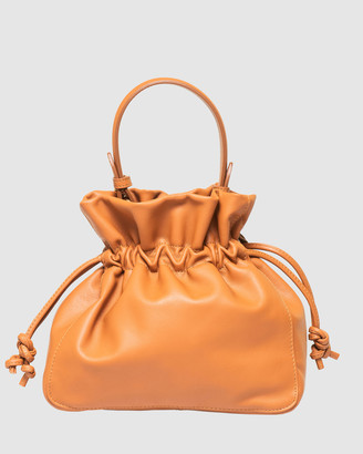 Marlafiji - Women's Leather bags - Margaux Duffel Bag - Size One Size, S at The Iconic