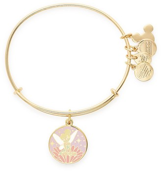 Disney Tinker Bell Bangle by Alex and Ani Gold