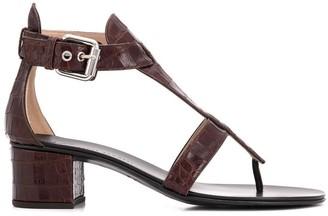 Giuseppe Zanotti Madie sandals