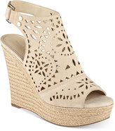 Marc Fisher Harlea Platform Wedge Sandals Women's Shoes