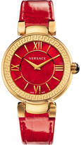 Versace Vnc14 0014 Leda Stainless Steel Watch