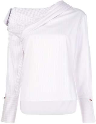 Hellessy Stella asymmetric blouse