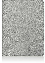 Barneys New York Shagreen-Effect Refillable Journal