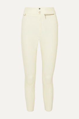 Cordova Val-d'isere Stretch Slim-fit Ski Pants - Ivory