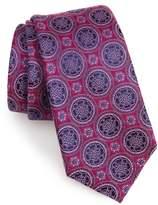 Nordstrom Kensington Medallion Silk Tie