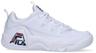 Fila Logo Low Top Sneakers