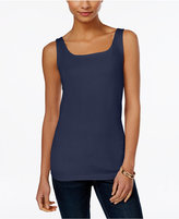 Style&Co. Style & Co Shelf-Bra Tank Top, Only at Macy's