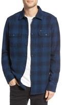 Obey Easton Plaid Flannel Shirt