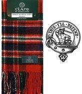 I Luv LTD MacFarlane Clan Modern Tartan Scarf (Clan Scarf)