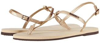 Havaianas You Riviera Sandals (Sand Grey) Women's Sandals