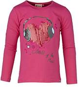 Lego Wear Girl's Long-Sleeved Shirt - Pink