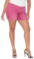 Plus Size Women's Slink Jeans Stretch Twill Shorts